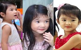 Những nhóc tỳ sành điệu nhất showbiz Việt