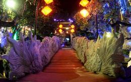 Quán cafe trăm tỷ ở Đà Nẵng đẹp lộng lẫy về đêm