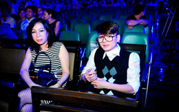 Ca sĩ Vũ Hà lần đầu công khai vợ lớn hơn 8 tuổi ở chốn đông người