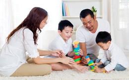 Lựa chọn của mẹ: Sự  năng động cho con