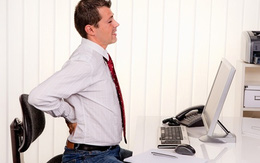 Biện pháp giảm đau lưng ở dân văn phòng