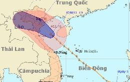 Khoảng 21h đêm nay, bão số 6 vào Bắc Bộ và Thanh Hóa
