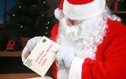 Những lá thư thấm đẫm yêu thương của trẻ gửi ông già Noel