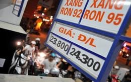 Giá xăng dầu thế giới lao dốc,  trong nước vẫn án binh bất động