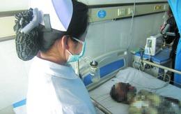 Bé 13 tuổi cứu mẹ bị bỏ rơi ở bệnh viện