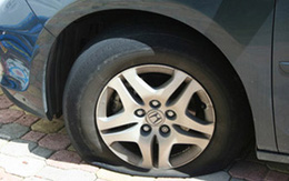 Bảy gợi ý tránh nổ lốp