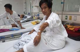 Người đàn ông mang khối u lớn trên người cần hỗ trợ phẫu thuật gấp