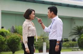 Lộ ảnh Hồng Đăng chỉ thẳng mặt mắng Hồng Diễm, hé lộ mối quan hệ bất ngờ trong phim mới