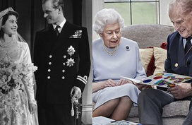 20/11: Ngày cưới của Nữ hoàng Anh và chuyện tình yêu đẹp tựa cổ tích suốt 73 năm của bà với Hoàng thân Philip