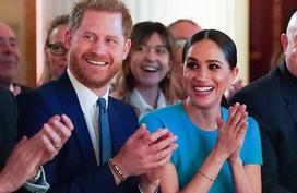 Nhà Meghan Markle dính nghi án qua mặt Nữ hoàng Anh giao dinh thự cho công chúa và phản ứng của vợ chồng Công nương Kate gây chú ý
