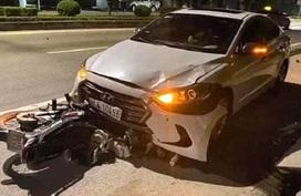 Thông tin mới nhất vụ việc thanh tra giao thông lái xe ngược chiều tông tử vong nữ lao công