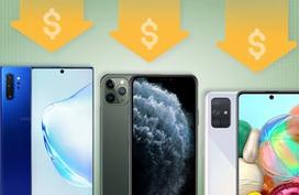 8 smartphone giảm giá đáng chú ý trong tháng 5