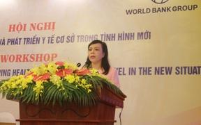 Y tế cơ sở là xương sống của hệ thống Y tế Việt Nam