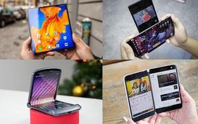 """Những smartphone """"có tiền cũng khó mua"""" ở Việt Nam"""