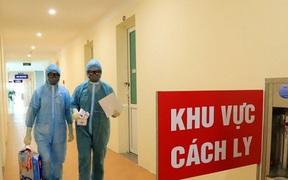 Phát hiện 9 ca mắc COVID-19 nhập cảnh, có 2 mẹ con ở Hưng Yên