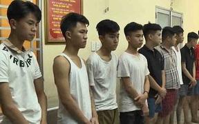 Băng cướp nhí liên tỉnh bị bắt, người trẻ nhất mới 15 tuổi