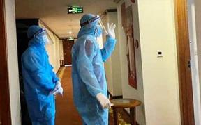 Nghệ An: Chuẩn bị sẵn mọi phương án sau 2 ca nhiễm COVID-19 được cách ly ngay