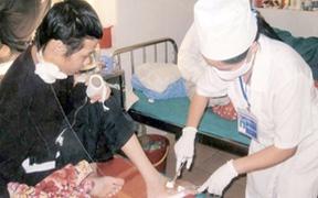 Mô hình chăm sóc, hỗ trợ người nhiễm HIV tại Nghệ An: Nên được nhân rộng