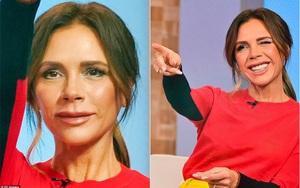 Victoria Beckham bị người hâm mộ nghi ngờ bơm môi