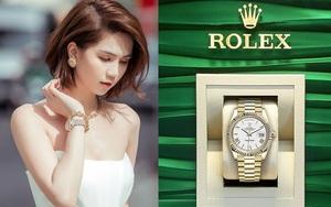 """Sao nữ tậu đồng hồ Rolex: Chịu chơi như Mai Phương Thúy, BTV Ngọc Trinh cũng không bằng """"nữ hoàng nội y"""" Ngọc Trinh"""