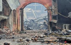 Vụ cháy chợ Núi Đèo, Hải Phòng: Cố gắng xây lại chợ trước Tết nguyên đán