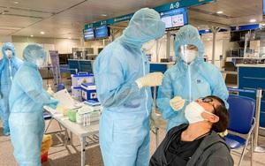 Ngày 18/10: Hà Nội phát hiện 5 ca COVID-19, 3 người từ vùng dịch về