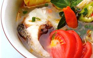 Cách nấu canh cá đơn giản, rất thơm ngon, không tanh, không cần rán qua cá của một quý ông ở Hà Nội
