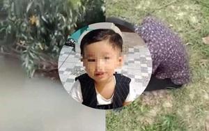"""Điểm """"đáng ngờ"""" vụ bé 2 tuổi tử vong sau 5 ngày mất tích ở Bình Dương"""