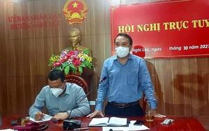 3 người trong một gia đình dương tính, Nghệ An ghi nhận 32 ca
