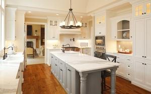Những sai lầm phổ biến khi lựa chọn màu sắc cho tủ bếp
