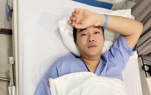 Ca sĩ Minh Quân phải cắt bỏ 80% dạ dày sau 1 tuần nhập viện