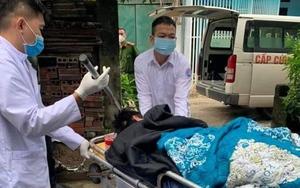 Cãi nhau, vợ cầm dao bổ găm vào đầu chồng ở Quảng Ninh