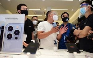 Iphone 13 chính hãng mở bán chính thức tại Việt Nam và những con số gây sốc