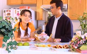 Xúc động hình ảnh Phi Nhung tại nhà riêng cách đây 20 năm: Lễ phép và hồn nhiên