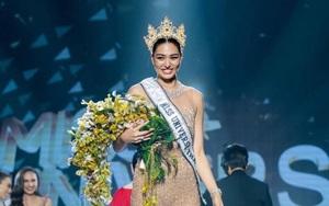 Tân Hoa hậu Hoàn vũ Thái Lan: Sở hữu chiều cao khủng 1m83, đối thủ đáng gờm của Kim Duyên tại Miss Universe 2021