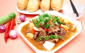 Thêm gia vị này vào, thịt bò ta sẽ mềm, không gây, ngon không kém thịt bò Nhật Wagyu 2,8 triệu đồng/kg mà ca sỹ Đăng Khôi mua về