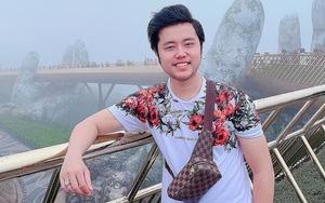 Vũ Hoàng Việt: 'Tôi hạnh phúc bên bạn gái đồng trang lứa'