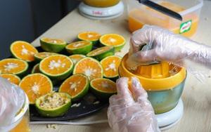 5 thời điểm trong ngày được khuyến cáo không nên uống nước cam