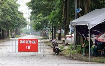 Toàn cảnh dịch COVID-19 tại tỉnh Phú Thọ