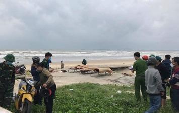 Buổi sáng tang thương ở Quảng Nam: Tìm thấy 6 thi thể mất tích do mưa lũ, có 2 em mới 14 tuổi