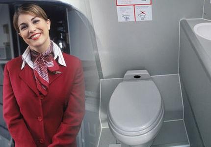 """Tiếp viên hàng không tiết lộ """"thời điểm vàng"""" để đi vệ sinh trên máy bay, nghe xong ai nấy đều ngã ngửa"""