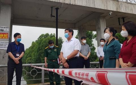 Bắc Ninh phát hiện 31 ca dương tính trong một buổi chiều, huyện Thuận Thành đề xuất phong toả toàn huyện