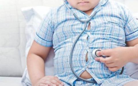Điều chỉnh béo phì ở trẻ em