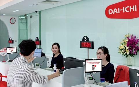 Dai-ichi Life Việt Nam vươn lên vị trí thứ 3 trong Top 10 Công ty bảo hiểm nhân thọ uy tín năm 2021