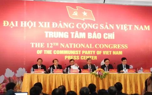 Nhiều văn kiện quan trọng sẽ được thông qua tại Đại hội XII của Đảng