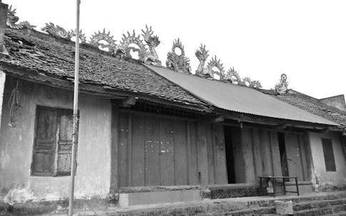 Phú Xuyên (Hà Nội): Di tích cấp Quốc gia trước nguy cơ đổ sập
