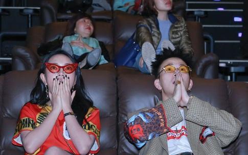 Có gì ở rạp phim giường nằm đầu tiên tại Hà Nội?