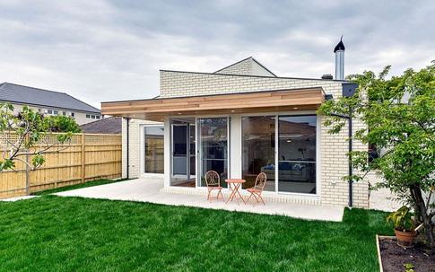 Mang cả đồng cỏ xanh mướt vào nhà khiến bạn như đang sống trên thảo nguyên