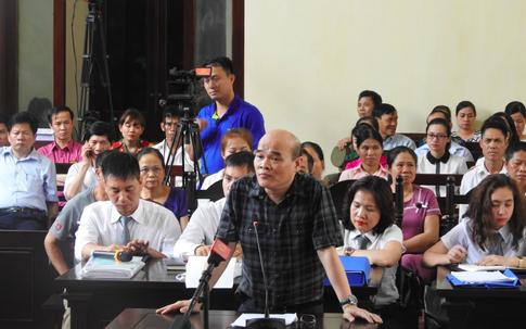 Đại diện Bộ Y tế được mời trả lời câu hỏi về trách nhiệm quản lý nhà nước liên quan sự cố chạy thận