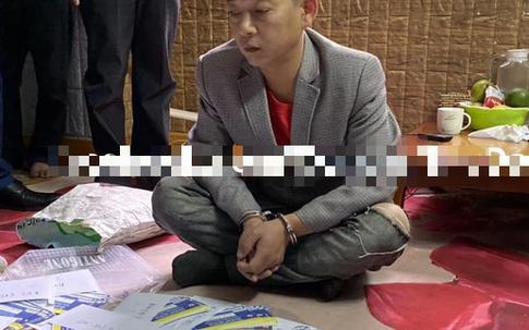 Làm rõ nhóm đối tượng in và bán vé giả trận Việt Nam – Thái Lan